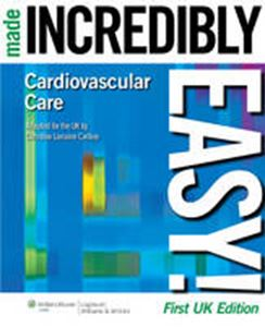 Picture of Cardiovascular Care  Made Incredibly Easy UK ed