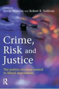 Picture of Crime, Risk and Justice
