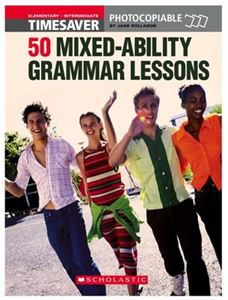 Picture of 50 MIxed-ability Grammar Lessons