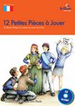 Picture of 12 Petits Pieces a Jouer: 12 Short Plays to Listen to and Act Out