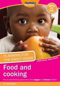 Picture of Planning For The Early Years: Food