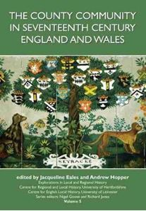 Picture of County Community in Seventeenth Century England and Wales