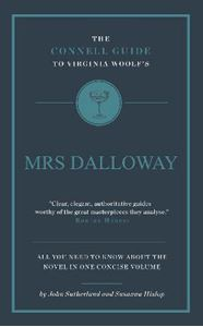Picture of Connell Guide to Virginia Woolf's Mrs Dalloway