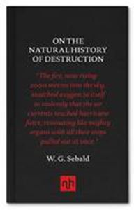 Picture of On The Natural History of Destruction