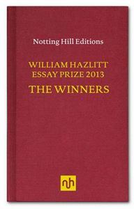 Picture of William Hazlitt Essay Prize 2013 the Winners