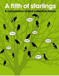 Picture of Filth of Starlings: A Compilation of Bird Collective Nouns