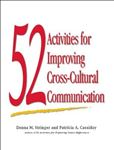 Picture of 52 Activies for Improving Cross-Cultural Communication