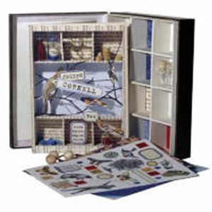 Picture of Joseph Cornell Box: Found Objects, Magical Worlds