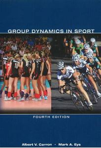 Picture of Group Dynamics in Sport 4ed