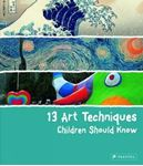 Picture of 13 Art Techniques Children Should Know
