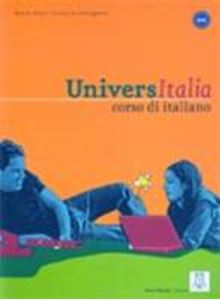 Picture of UniversItalia Corso di Italiano Libro Studente without CD