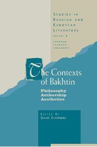 Picture of Contexts of Bakhtin: Philosophy, Authorship, Aesthetics