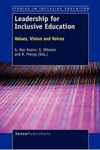 Picture of Leadership for Inclusive Education: Values, Vision and Voices