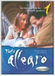 Picture of That's Allegro 1 (Book and CD)