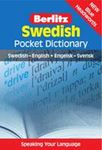 Picture of Swedish Berlitz Pocket Dictionary