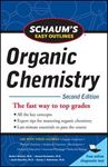 Picture of Schaum's Easy Outline of Organic Chemistry 2ed