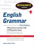 Picture of Schaum's Outline of English Grammar 3ed