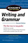 Picture of Schaum's Easy Outline of Writing and Grammar