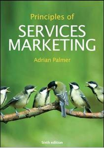 Picture of Principles of Services Marketing