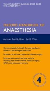Picture of Oxford Handbook of Anaesthesia