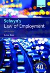 Picture of Selwyn's Law of Employment 19ed