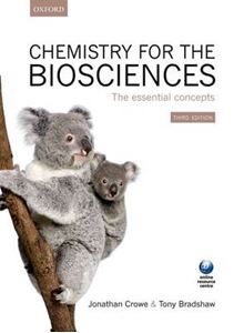 Picture of Chemistry for the Biosciences 3ed