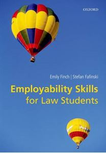 Picture of Employability Skills for Law Students