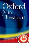 Picture of Oxford Mini Thesaurus
