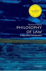 Picture of Philosophy of Law: A Very Short Introduction