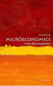 Picture of Microeconomics: A Very Short Introduction