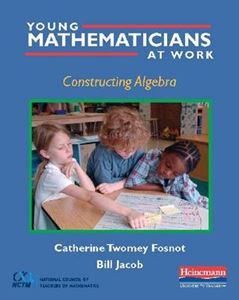 Picture of Constructing Algebra (Young Mathematicians at Work)