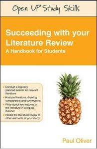 Picture of Succeeding with Your Literature Review: A handbook for students
