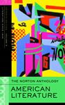 Picture of Norton Anthology of american Literature Volume E Since 1945