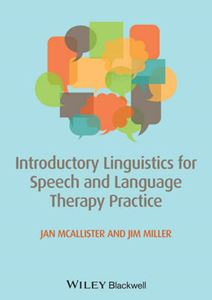 Picture of Introductory Linguistics for Speech and Language Therapy Practice