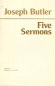 Picture of Five Sermons: A Dissertation Upon the Nature of Virtue