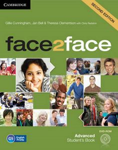 Picture of Face2face Advanced Student's Book with DVD-ROM 2ed