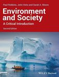 Picture of Environment and Society: A Critical Introduction