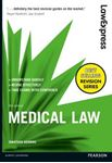 Picture of Law Express: Medical Law (revision Guide) 5ed