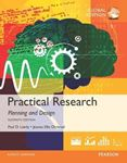 Picture of Practical Research: Planning and Design