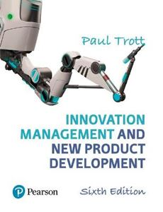 Picture of Innovation Management and New Product Development 6ed