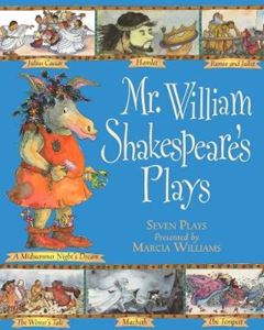 Picture of Mr William Shakespeare's Plays