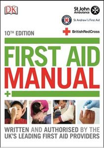 Picture of First Aid Manual 10ed