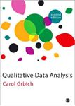 Picture of Qualitative Data Analysis: An Introduction 2ed