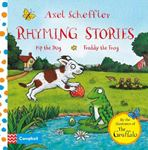 Picture of Rhyming Stories: Pip the Dog and Freddy the Frog