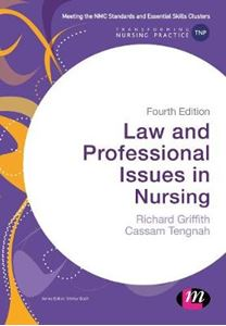 Picture of Law and Professional Issues in Nursing 4ed