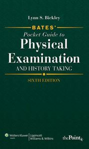 Picture of Bates' Pocket Guide to Physical Examination and History Taking 6ed