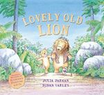 Picture of Lovely Old Lion