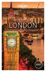 Picture of Lonely Planet Best of London: 2017