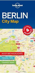 Picture of Lonely Planet Berlin City Map