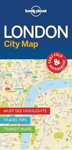 Picture of Lonely Planet London City Map